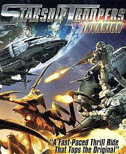 Звездный десант: Вторжение / Starship Troopers: Invasion (2012) HDRip